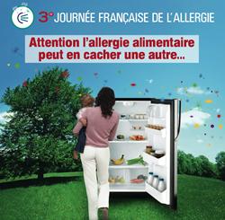 3e journée Française de l'allergie