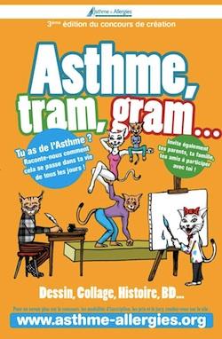 Concours de Dessin! Asthme, Tram, Gram